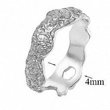 Серебряное кольцо Астарта