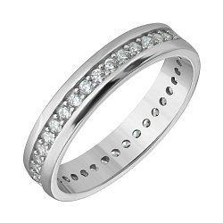 Серебряное кольцо из серебра Авалон