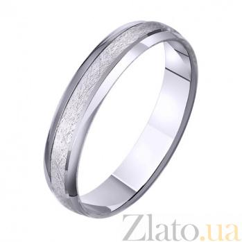 Золотое обручальное кольцо Королева стиля TRF--421757