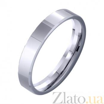 Золотое обручальное кольцо Нежное обещание TRF--4211350