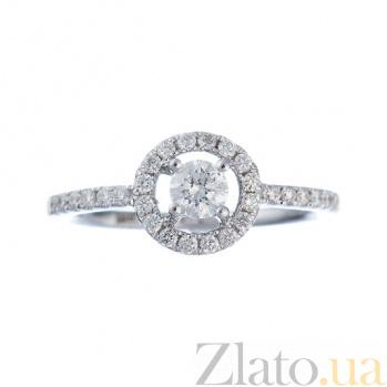 Золотое кольцо с бриллиантами Виктория 1К193-0548