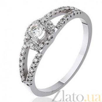 Золотое кольцо с бриллиантами Незабываемый рассвет EDM--КД7460/1