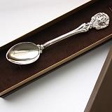 Серебряная чайная ложка Гороскоп Стрелец