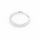 Золотое кольцо Ирени с бриллиантами
