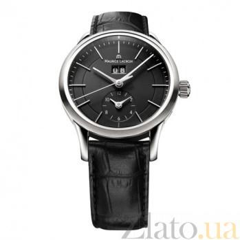 Часы Maurice Lacroix коллекции Les Classiques Grande Date GMT MLX--LC6088-SS001-330