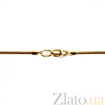 Цепочка из жёлтого золота Сафина SVA--5081887103/Без вставки