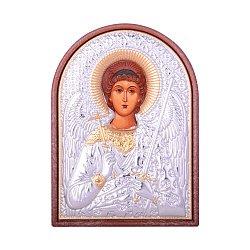 Икона Ангел Хранитель с серебрением 000131702