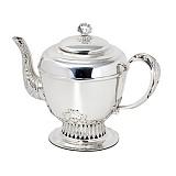 Серебряный чайник Аристократ