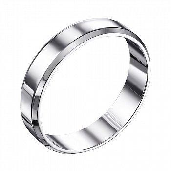 Срібна обручка 000119332