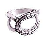 Серебряное кольцо Пиар