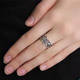 Серебряное кольцо Сладость лета