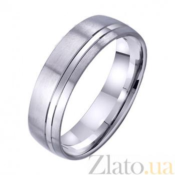 Золотое обручальное кольцо Женское счастье TRF--4211726