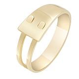 Кольцо из желтого золота Исходный код