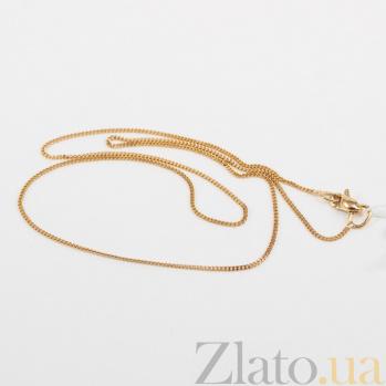 Цепочка из красного золота Вечная классика VLN--319-002