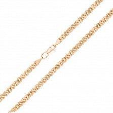 Золотая цепочка Даяна в плетении нонна, 2мм