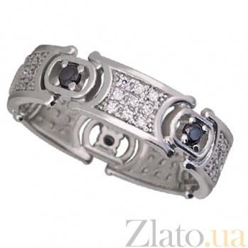 Обручальное кольцо из белого золота Мелинда VLT--Т1247