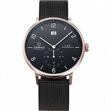 Часы наручные Obaku V190GDVBMB