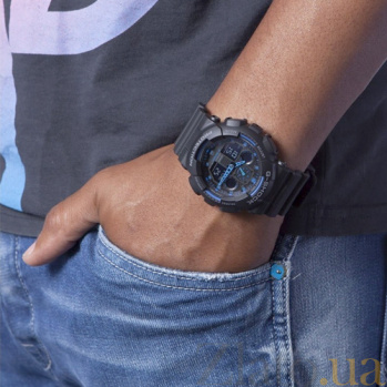 Часы наручные Casio G-shock GA-100-1A2ER 000083093
