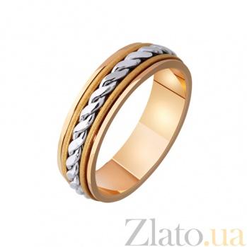 Золотое обручальное кольцо Свадебный обряд TRF--4211043