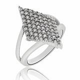 Серебряное кольцо Вентер