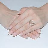 Золотое кольцо Сердечный дар
