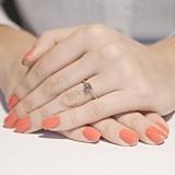 Золотое кольцо с бриллиантами Николет