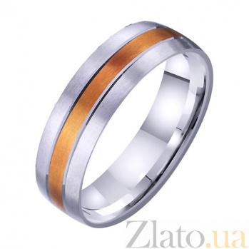 Золотое обручальное кольцо Истина TRF--4411730