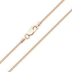 Цепочка из красного золота, 1,5 мм 000104267