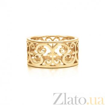 Кольцо из желтого золота RUBEDO R-Tif(Rubedo)-E