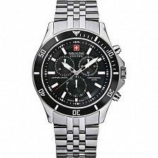Часы наручные Swiss Military-Hanowa 06-5183.7.04.007
