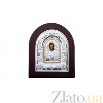 Икона Иисуса Христа с позолотой в дереве AQA--MA/E3107BX
