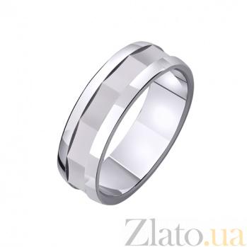 Золотое обручальное кольцо Хейли TRF--421481