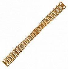 Золотой часовой браслет Фердинанд