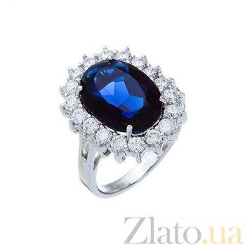 """Серебряное кольцо """"Диана"""" AQA--R06106CZ"""