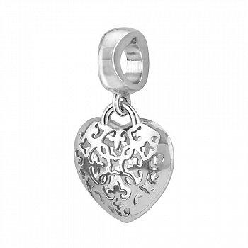 Срібний шарм-підвіска 000043654