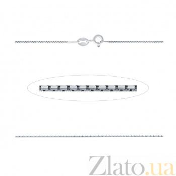 Серебряная цепочка Венеция  AQA-259Р-2