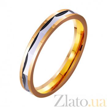 Золотое обручальное кольцо Прекрасное мгновение TRF--4111320