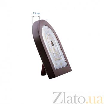 Серебряная икона Владимирская с позолотой AQA--MA/E3110AX