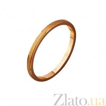 Золотое обручальное кольцо Эдем TRF--4111143