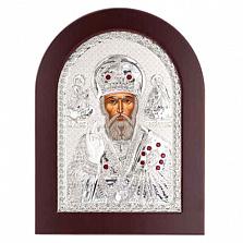 Икона ювелирная Николай Чудотворец