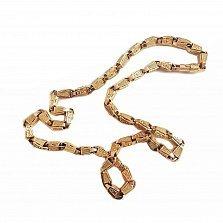 Золотая цепь Испания в стиле Луи Виттон
