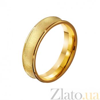 Золотое обручальное кольцо На века TRF--4111667