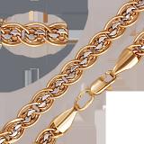Золотой браслет Амазонка