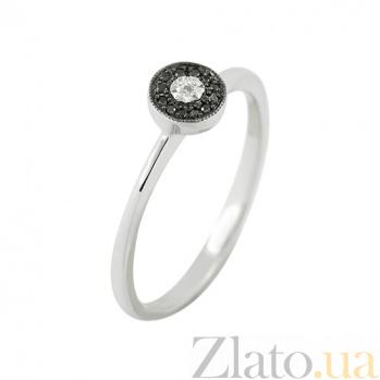 Золотое кольцо с бриллиантами Илария 1К551-0517
