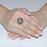 Кольцо с бриллиантами Волшебство