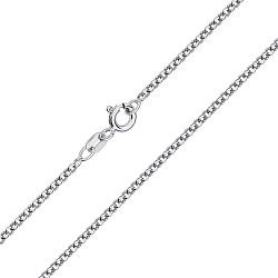 Серебряная цепочка в плетении ролло 000127955