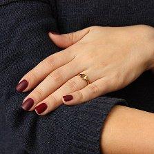 Золотое кольцо Городская романтика в стиле Тиффани