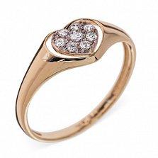 Золотое кольцо с бриллиантами Orion