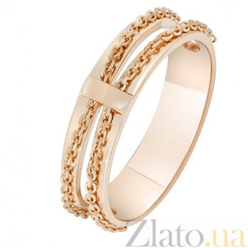 Золотое кольцо в красном цвете Траектория 000032639