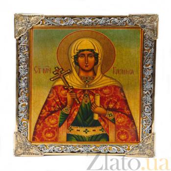 Икона Святая мученица Галина 1437-8